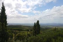 Poggio Antico Vineyards, Montalcino, Italy