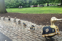 Making Way for Ducklings Statues, Boston, United States
