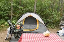 Jarvis Bay Provincial Park, Sylvan Lake, Canada