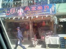 Azan Garments and Ladies Boutique dera-ghazi-khan