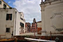 Palazzo Arian Cicogna, Venice, Italy