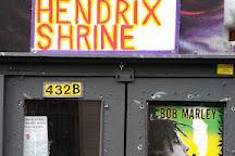Jimi Hendrix Shrine, Vancouver, Canada