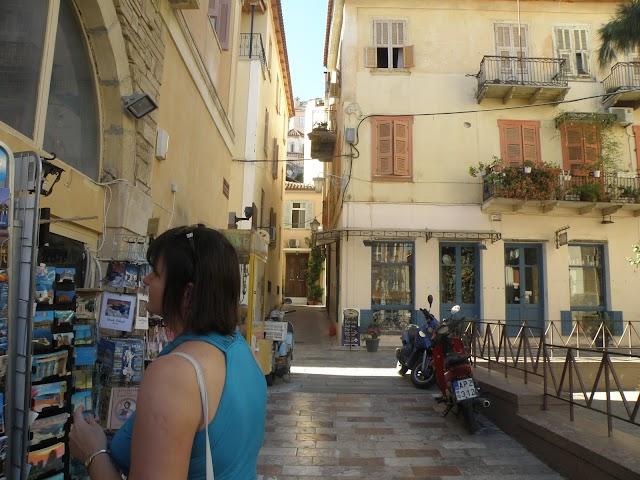 Nafplio Old Town