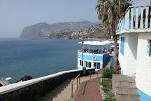 Praia Formosa Beach Madeira, Funchal, Portugal