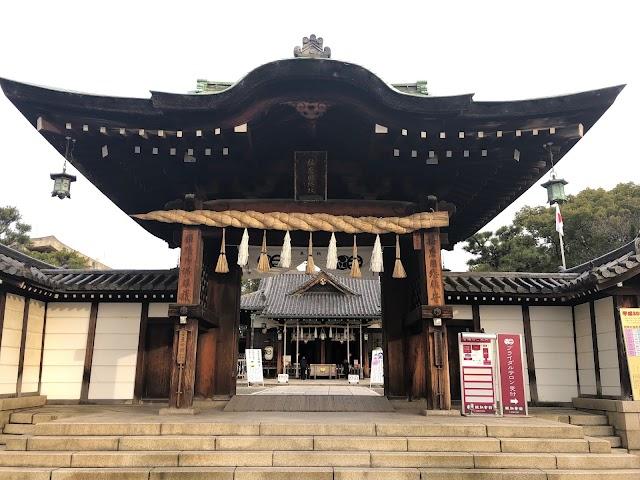Harima no kuni Souja Itatehyozu Shrine