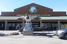 Mack's Prairie Wings, Stuttgart, United States