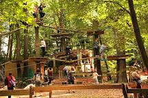 Parc Aventure Land, Magny-en-Vexin, France