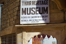The Thar Heritage Museum, Jaisalmer, India