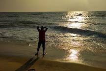 Kappil Beach, Varkala Town, India