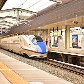 Железнодорожная станция   Nagano Station