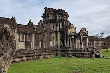 Angkor Wat Japanese Guide Tom, Siem Reap, Cambodia