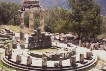 Parnassus, Delphi, Greece