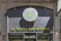 La Route des aromes, Lyon, France
