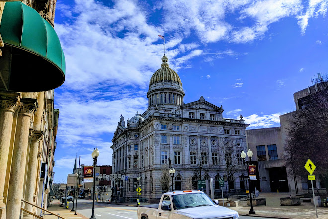 Visit Westmoreland County Courthouse on your trip to Greensburg