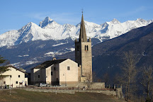 Chiesa di San Nicola, Saint Nicolas, Italy