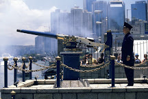 The Jardine Noonday Gun, Hong Kong, China