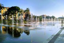 Promenade du Paillon, Nice, France