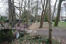 Parc Source Libre - La Roseraie, Dompierre-sur-Besbre, France