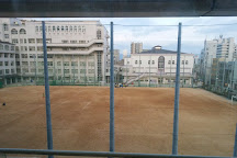 Former Site of Yuhigaoka High School, Osaka, Japan
