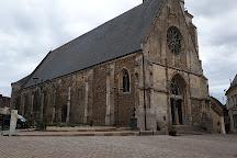 Eglise Saint-Jacques, Illiers-Combray, France