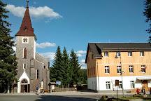 Church of Saint Stephen Kostel svatého Štěpána, Kvilda, Czech Republic