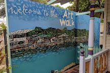 Waves of Art, West End, Honduras