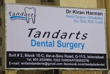 Lady Dentist Islamabad