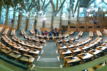 The Scottish Parliament, Edinburgh, United Kingdom