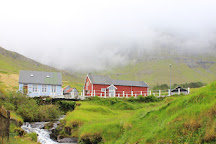 Kunoy Park, Kunoy, Faroe Islands