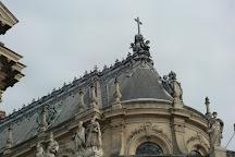 The Royal Chapel, Versailles, France