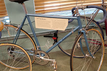Marin Museum of Bicycling and Mountain Bike Hall of Fame, Fairfax, United States