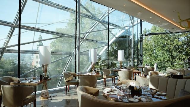 The Glass Garden @ Hotel Schloss Mönchstein