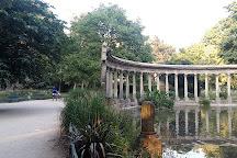 La Pyramide du Parc Monceau, Paris, France