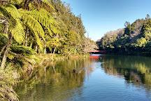 Pukekura Park, New Plymouth, New Zealand