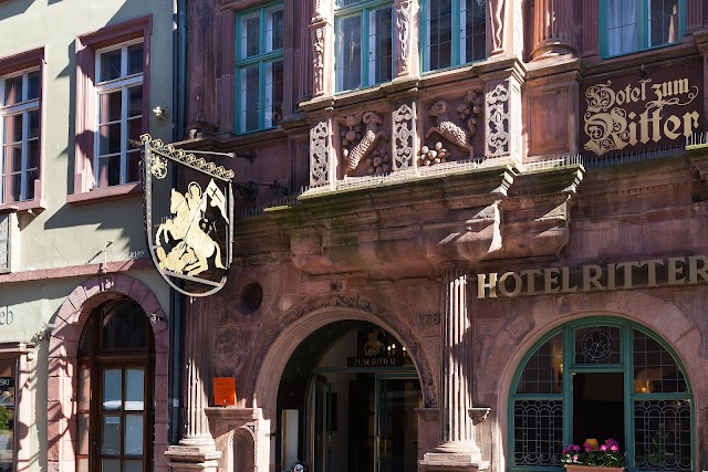 Hotel Zum Ritter St.Georg