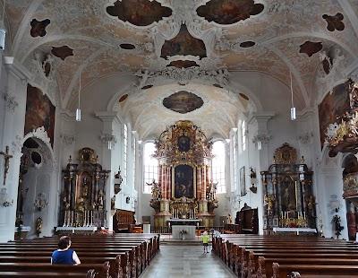 Hilpoltstein kath kirche Pfarrei Allersberg: