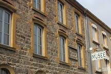 Musee de la cravate et du textile, Panissieres, France