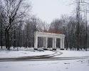 Парк Победы на фото Антрацита