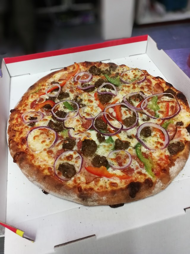 Rapido Pizza Laeken
