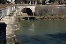 Cloaca Massima, Rome, Italy