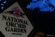 National Orchid Garden, Singapore, Singapore