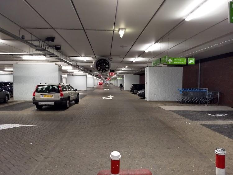 Q-Park Amsterdamse Poort P23 Amsterdam