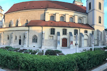 Belvarosi Szent Anna Templomigazgatosag, Budapest, Hungary
