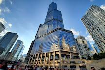 Michigan Avenue Bridge, Chicago, United States