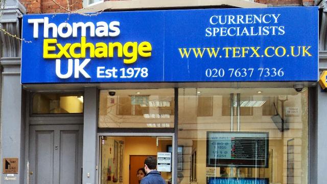 Thomas Exchange - Oxford Circus