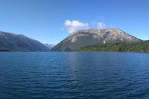 Lake Rotoiti Hot Pools, Rotorua, New Zealand
