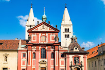 St. George's Basilica, Prague, Czech Republic