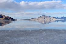 Bonneville Salt Flats, Wendover, United States