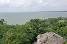 High Cliff State Park, Sherwood, United States