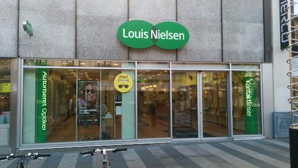 Louis Nielsen Ryesgade briller og kontaktlinser, Aarhus